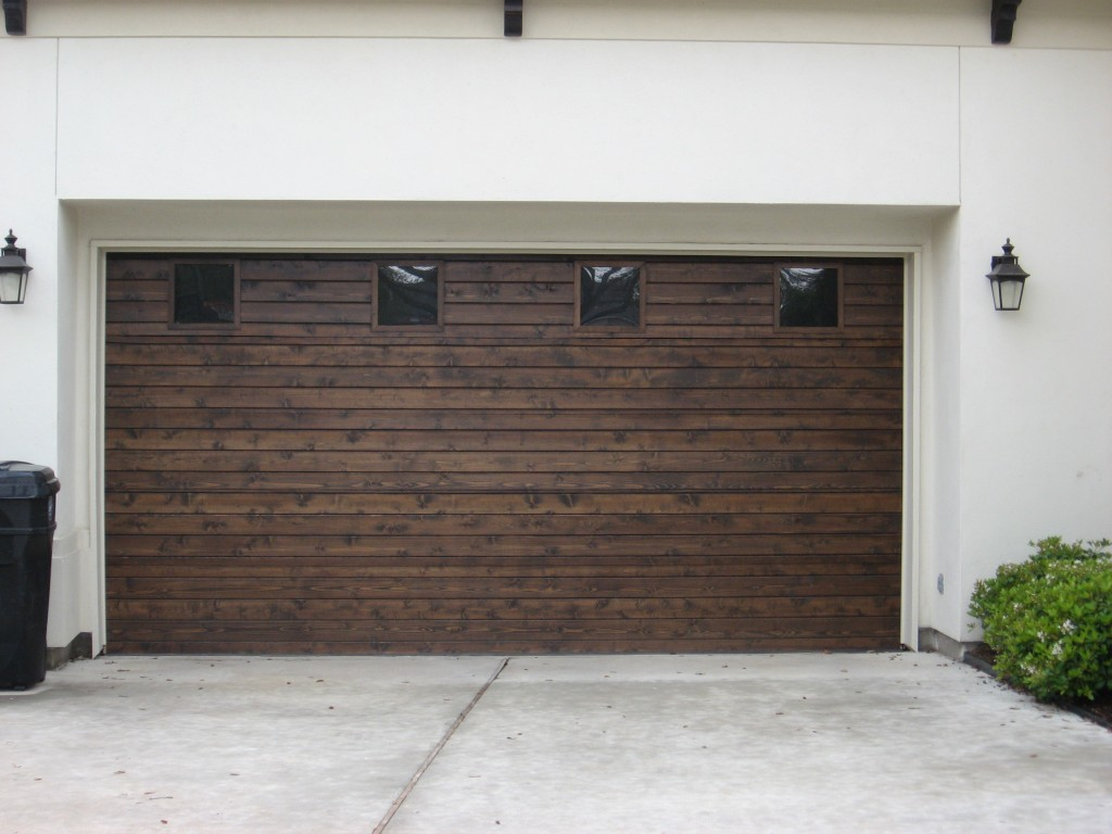768 #496123 Custom Wood Doors Overhead Door Company Of Houston image Wood Garage Doors Houston 35931024