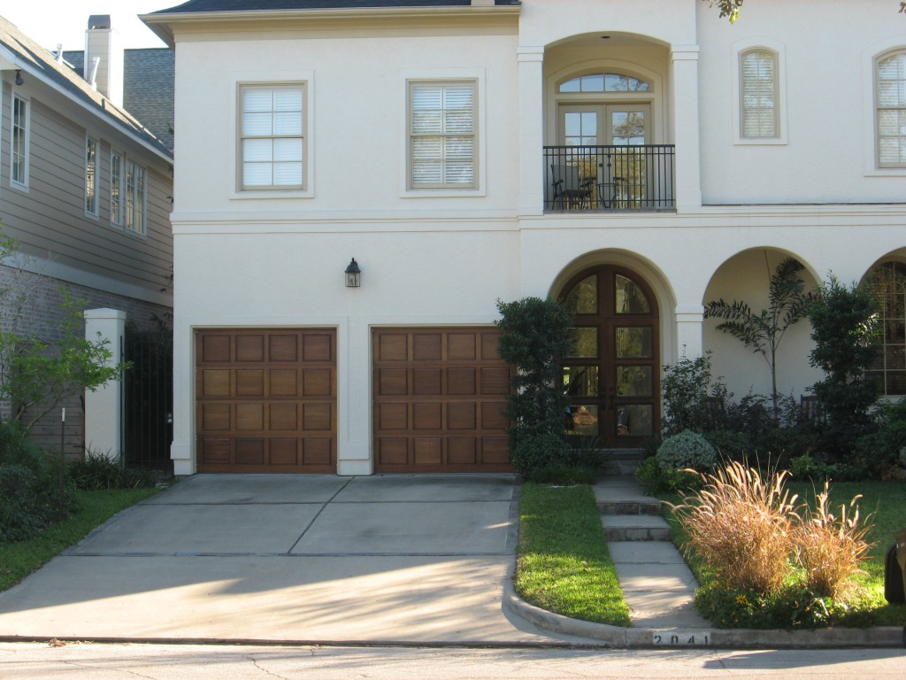 768 #886743 Custom Wood Doors Overhead Door Company Of Houston image Wooden Doors Houston 45731024