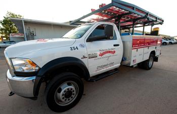 Commercial door service repair
