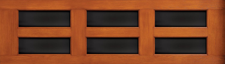 horizontal window panel