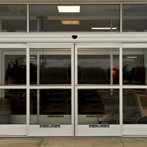 Automatic Entry Door Inspection - Overhead Door Company of Houston