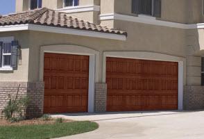 Garage Door Impression