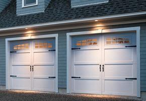 Our Garage Door ...