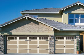 Carriage House Garage Door Model 301 8ft
