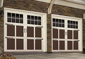 carriage garage doorModel 302  Overhead Door Company of Houston